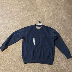 Polo crewneck (new)